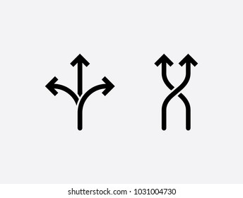 flexibility icon. concept vector illustration, black and white symbol.