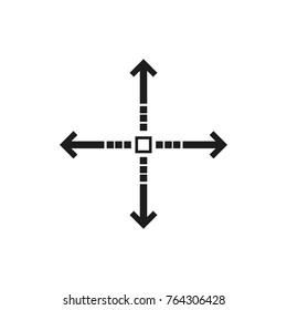 Flexibility Vector Icon