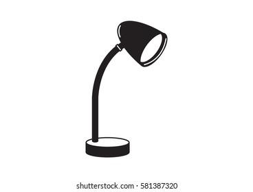 Flexible Desk Table Lamp icon