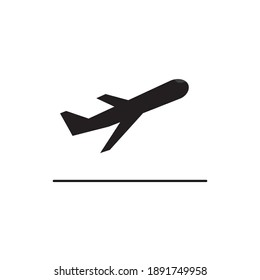 flight icon - Collection of high quality black style vector icons