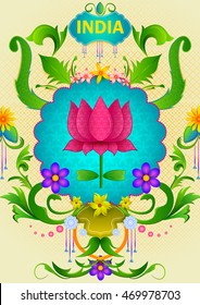 Incredible India Stock Illustrations Images Vectors Shutterstock