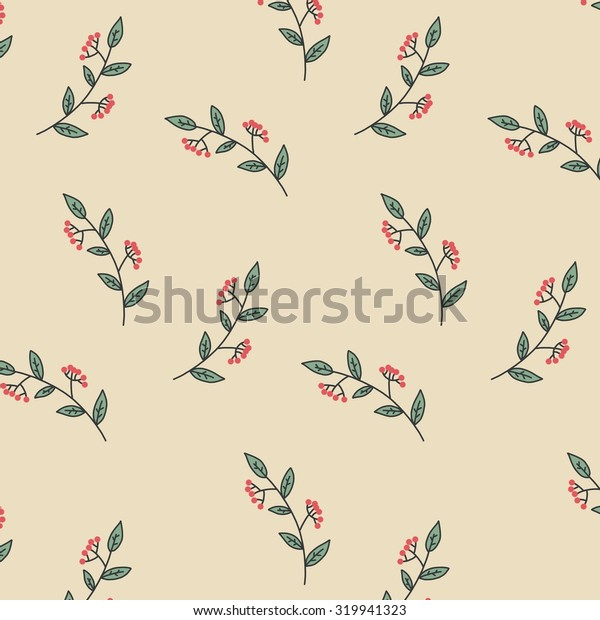 floral background vector design