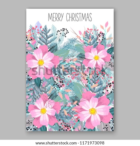 floral background for wedding invitation baby shower invitation christmas party invitation bridal shower