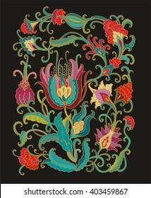 Floral composition