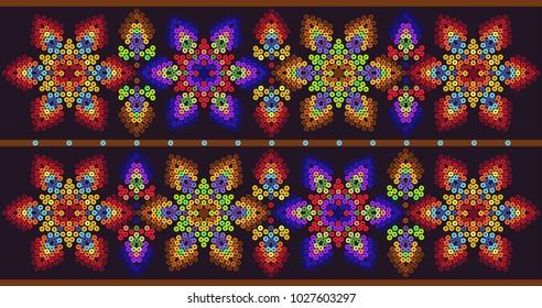 Floral  design - Colorful decor