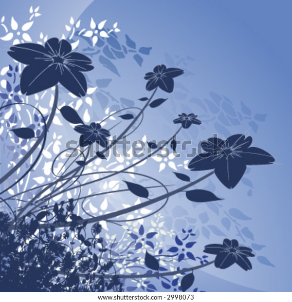 Floral Design with Spring Flowers