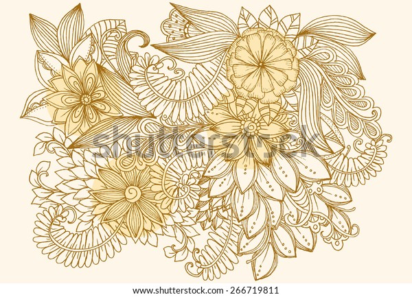 Floral Doodles Drawing Flowers Beautiful Backdrop Stock Vector Royalty Free 266719811,Huawei Mate 30 Rs Porsche Design Prix