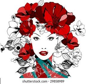 Floral Fairy