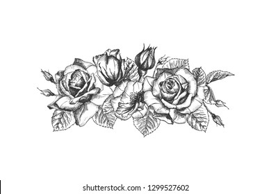 45815 Rose Rose Tattoo Images Royalty Free Stock Photos On