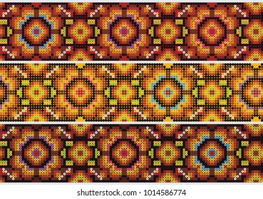 Floral pattern - Mexican design