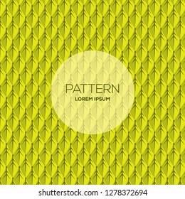 Floral stylish background pattern