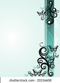 floral vector illustration
