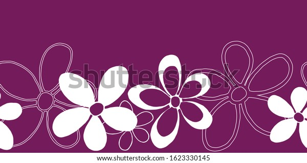 Floret Collection Seamless Surface Pattern