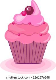 flover tasty cupcake