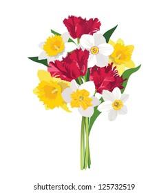 flower bouquet.