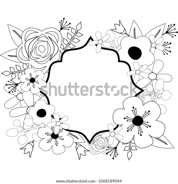 Border Coloring Pages - Coloring Pages 2019 | 620x600