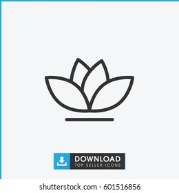 Simple Flower Outline Images Stock Photos Vectors Shutterstock