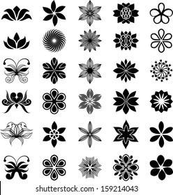 Flower Flower set