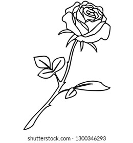 flower tattoo sketch examples