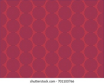 flowers pattern for wallpaper, textile, background. (Set 2)
