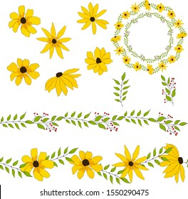 Christmas Clipart Clipart Garland - Clipart Christmas Decorations Png,  Transparent Png - 640x480(#1354346) - PngFind
