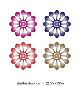 Flowers Vector useful, editable. And printable Perfect for use in a wide range of new media templates: can be used as greeting card, invitation card for wedding, birthday and other holiday and summe