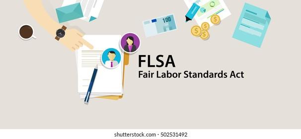 FLSA Fair Labor Standards Act