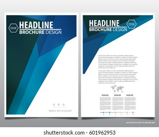 Flyer cover business brochure vector design,Leaflet advertising abstract background,Modern poster magazine layout template,Annual report for presentation stationery with layout background in size a4