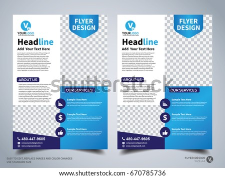 Flyer design template vector leaflet design stock vector royalty flyer design template vector leaflet design poster design business flyer cover design flashek Images