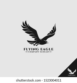 Flying eagle / Flying Falcon