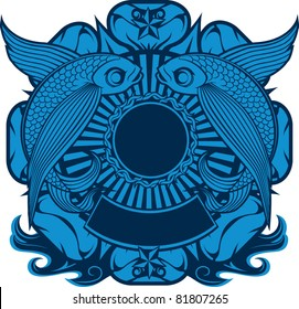 Flying Fish Emblem