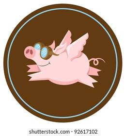 Flying Piggy
