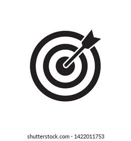 Focus Icon, Target Icon, Accuracy icon
