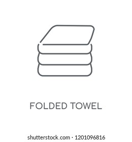 Folded Towel Icon Images Stock Photos Amp Vectors