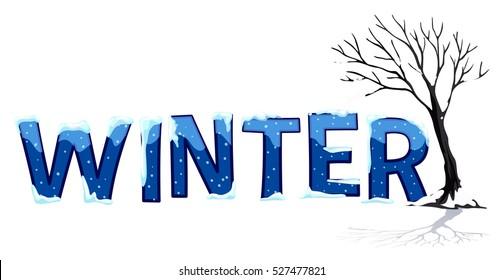 Winter Clip Art Images, Stock Photos & Vectors | Shutterstock