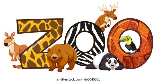 Zoo Background Images, Stock Photos & Vectors