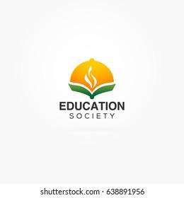 Food book logo