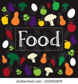 Food creative design
