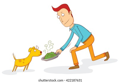 food for a dog