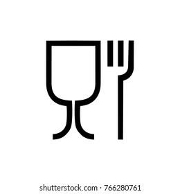 food grade icon logo