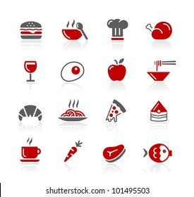 Food Icons / Set 1 of 2 // Redico Series