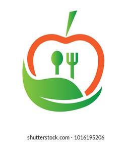 food nutrition logo