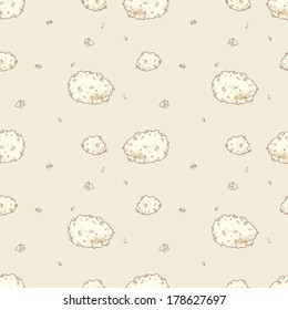 Food pattern_rice