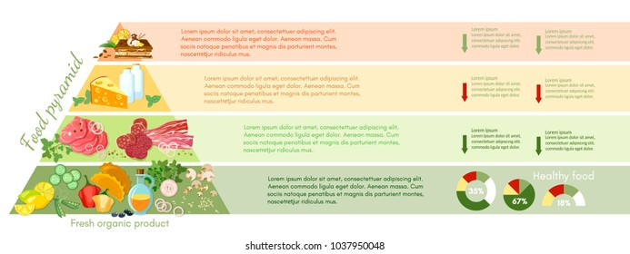 Food Pyramid Images, Stock Photos & Vectors | Shutterstock
