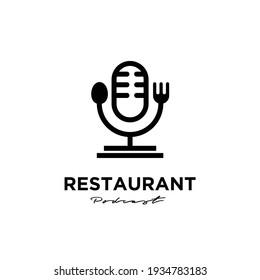 food restaurant chef logo icon design