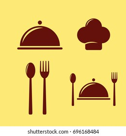 Food Tool Vector Template