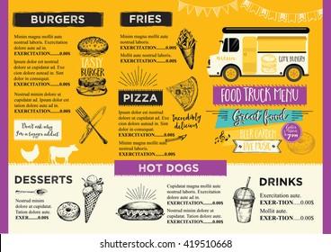 Ice Cream Truck Logo Images, Stock Photos & Vectors