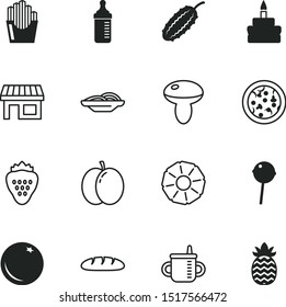 food vector icon set such as: booth, local, stand, price, marketing, cafe, breakfast, street, grain, business, ring, vitamins, color, good, banner, italian, maternal, nipple, plate, market, cup