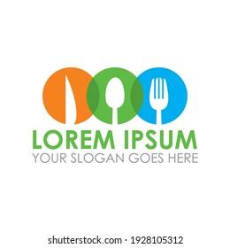 food vector, restaurant logo vector
