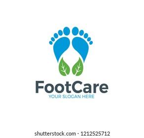 Foot Care Logo